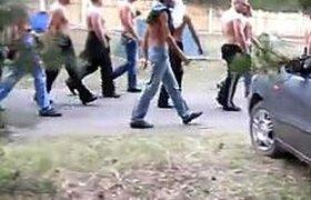 Неизвестные напали на посетителей рок-фестиваля в Миассе. ВИДЕО