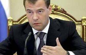 Медведев раскритиковал систему страхования в России. ВИДЕО