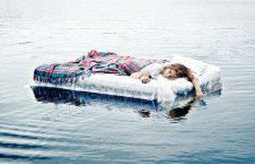 Надувной матрас - кровать