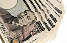 Йена упала по отношению к доллару благодаря правительственной интервенции