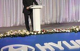 Путин открыл два автозавода под Петербургом - Hyundai и Magna