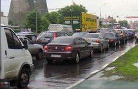 """Московские автомобилисты проигнорировали """"День без автомобиля"""""""