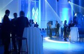 Будущее корпоративных вечеринок: роботы, 3D и мультимедиа. ФОТО. ВИДЕО