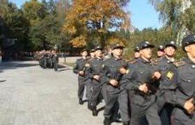 Гимн брянской милиции
