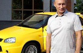 """Путин поднял спрос на Lada в цвете """"спелый лимон"""""""