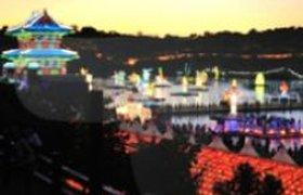 В Корее пройдет ежегодный фестиваль фонарей
