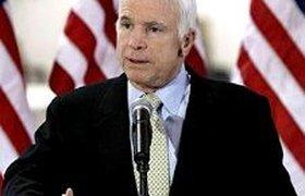 """Законопроект о запрете на въезд в США чиновников, причастных """"делу Магнитского"""", инициировал Джон Маккейн"""