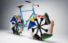 Велосипедные шины из обуви