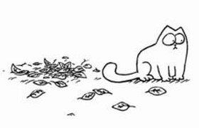 Новый мультик про Simon´s Cat