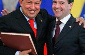 Чавес продал российским нефтяникам широкий доступ в Германию и Венесуэлу