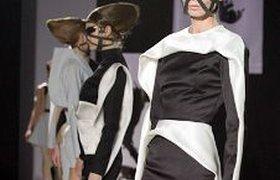 "Завершение Russian Fashion Week: ""Русский МакКуин"""