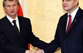 Россия и Польша подписали контракт об увеличении поставок газа