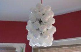 Лампочка из лампочек