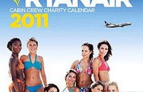 Стюардессы Ryanair снова разделись. ФОТО (18+)