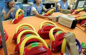 """Рождественскому рынку игрушек грозит """"китайский кризис"""""""