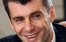 Михаил Прохоров заявил, что доволен работой Стивена Дженнингса