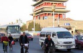 Пекин решает, как будет бороться с пробками. ВИДЕО