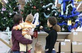 Россияне готовы покупать новогодние подарки в кредит