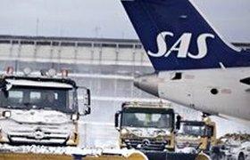 Европейские аэропорты пытаются вернуться к нормальной работе. ВИДЕО