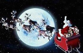 За передвижениями Санта-Клауса можно следить в интернете. ФОТО. ВИДЕО