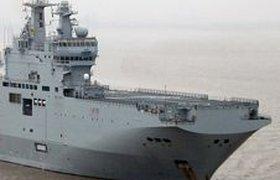 Россия выбрала корабли типа Mistral