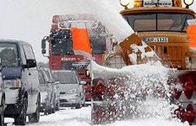 Ледяной дождь парализовал центральную Россию. ВИДЕО