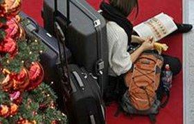 Коллапс в аэропортах Европы. ФОТО