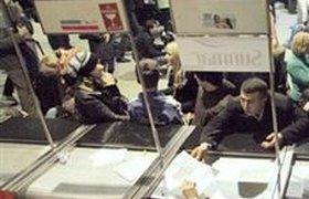 Столичные аэропорты обещают ликвидировать хаос в ближайшие день-два. ФОТО