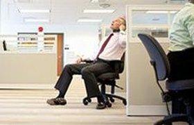 Если чаще вставать со стула, будет тоньше талия. Исследование