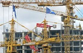 Москва прекратила финансирование большинства строек