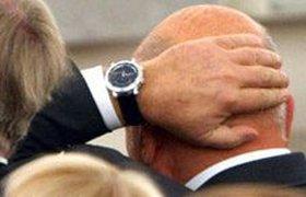 Часы, которые предпочитают наши политики. ФОТО