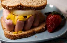 Оригинальный бутерброд