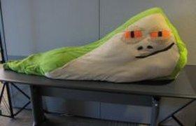 Подушка с приколом