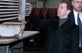 Медведев заступился за права Навального. ВИДЕО