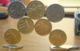 Скульптура из монеток
