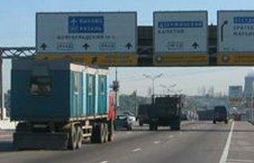 Москва планирует полностью реконструировать МКАД
