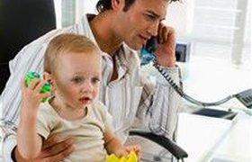 Чем грозит появление ребенка сотрудника на его рабочем месте. ФОТО