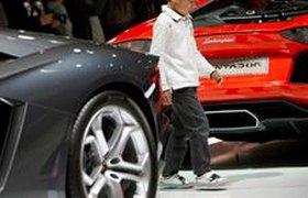 Шанхайский автосалон богат на новинки. ФОТО