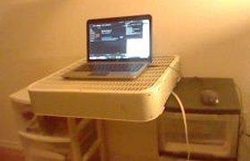 Импровизированный стол