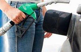 В Москве начали резко расти цены на бензин. ВИДЕО