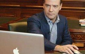 """""""В контакте"""" не пригласили на встречу с Медведевым"""