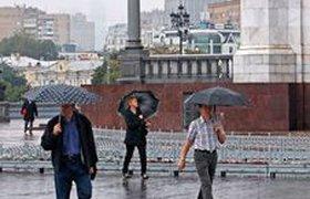 Выходные в Москве будут теплыми и дождливыми. ФОТО