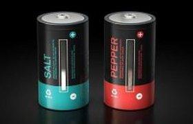Солонки-батарейки