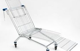 Офисное кресло для тех, кто любит кататься на тележках в супермаркетах