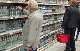 Вино и водка могут пропасть из магазинов