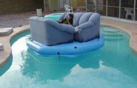 Водоплавающий диван