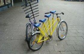 Велосипед на всю семью