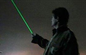 Лазерная указка – терроризм XXI века. ВИДЕО