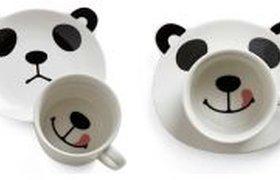 Кружка-панда