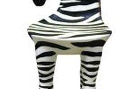 Смешные стулья-животные.ФОТО.